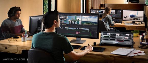 Rip convert Blur-ray to DaVinci Resolve 16 video format