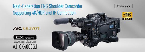 Edit Panasonic AJ-CX4000 HEVC in Premiere Pro