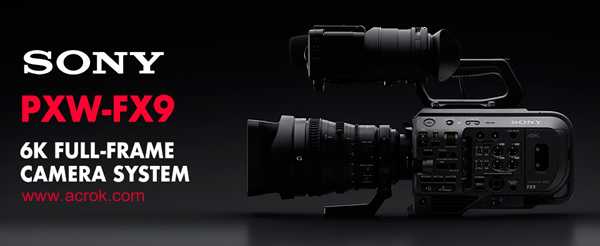 Import and edit Sony PXW-FX9 MXF in FCP X