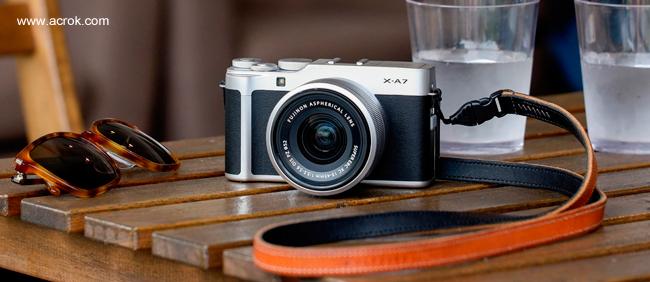 Edit Fujifilm X-A7 4K MOV videos in Premiere Pro CC