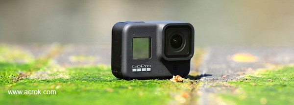 Import and edit GoPro Hero 8 4K H.265 in Lightworks