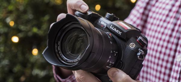 Edit Lumix GH5s 4K H.265 videos in Lightworks